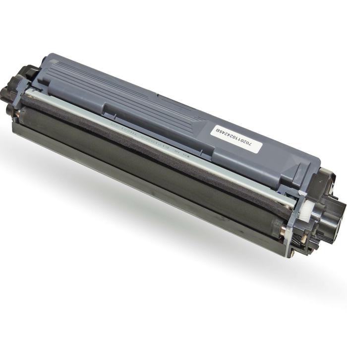 Kompatibel Brother TN-243 TN-247 2x Toner Schwarz Multipack Tonerpatronen für je 3.000 Seiten von D&C