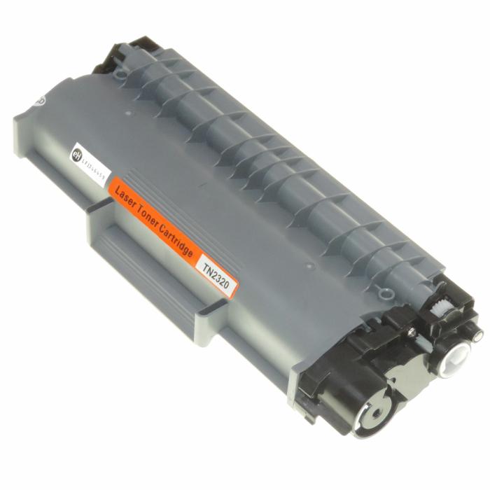 Kompatibel Brother TN-2320 BK Schwarz Black Toner Patrone...