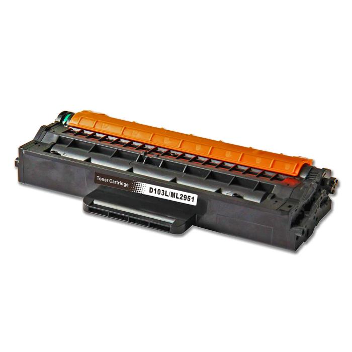 Kompatibel Samsung MLT-D103L BK Schwarz Black Toner...