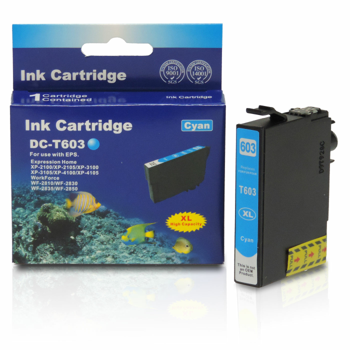 Kompatibel Epson Seestern, T03A2, 603XL, C13T03A24010 C...