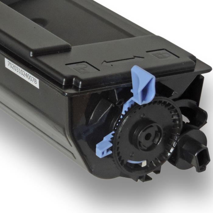 Kompatibel Kyocera TK-3160 Toner 1T02T90NL0 Toner Set 4 x Black Tonerpatronen je 12.500 Seiten von Gigao