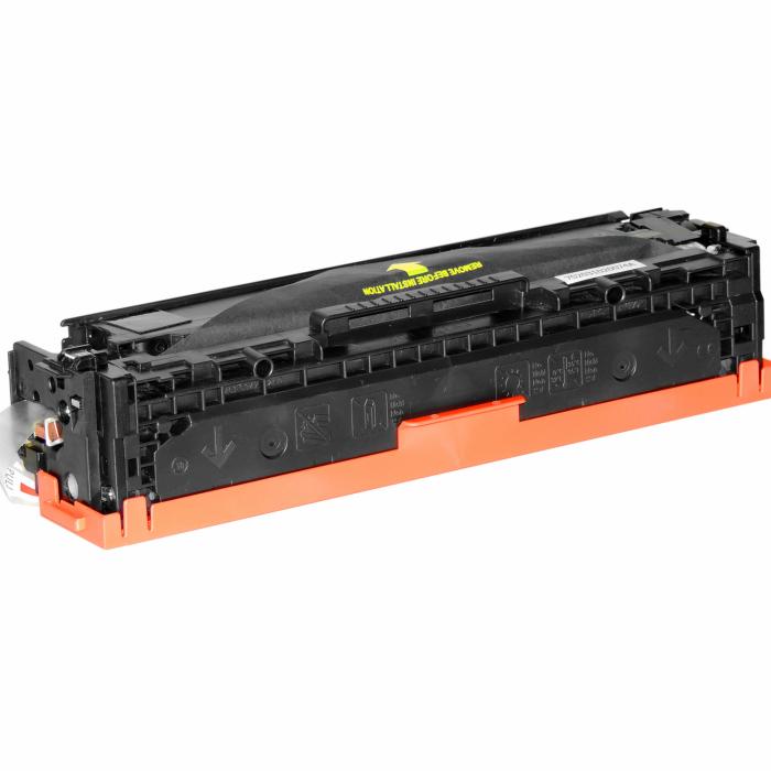 Kompatibel HP 125A, CB542A Y Yellow Gelb Toner Patrone...