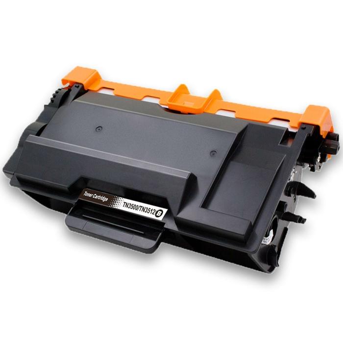 Kompatibel Brother TN-3512 BK Schwarz Black Toner Patrone...