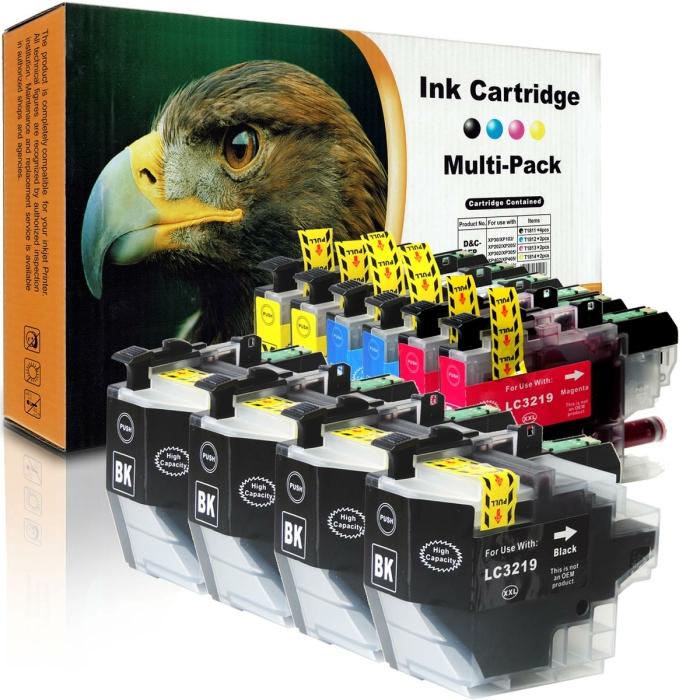 Kompatibel Brother LC-3219 XXL Set 10 Druckerpatronen...