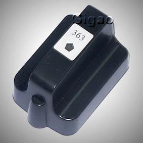 Kompatibel HP 363XL, C8719EE BK Schwarz Black Druckerpatrone für 1.120 Seiten von D&C