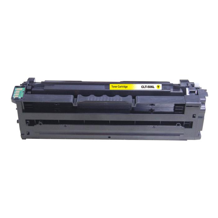 Kompatibel Samsung CLT-K506L, CLT-C506L, CLT-M506L, CLT-Y506L Sparset 4 Toner alle Farben von D&C