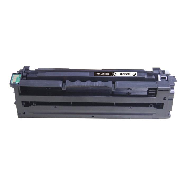 Kompatibel Samsung CLT-K506L BK Schwarz Black Toner Patrone für 6.000 Seiten von D&C