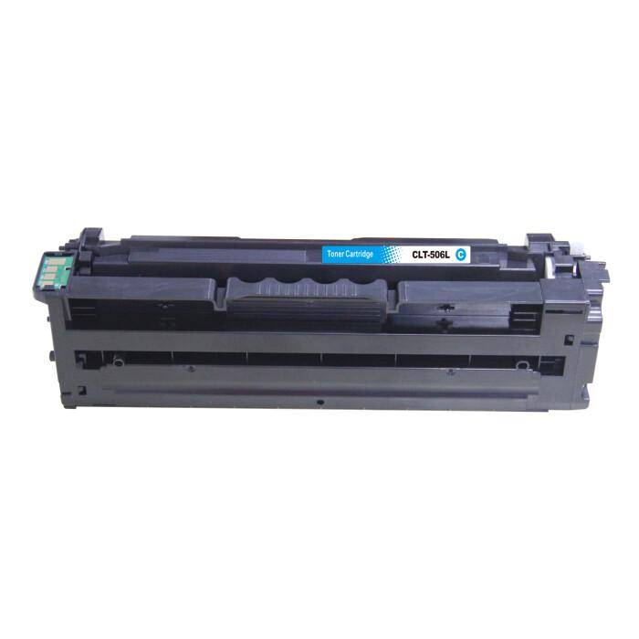 Kompatibel Samsung CLT-C506L C Cyan Blau Toner Patrone für 3.500 Seiten von D&C