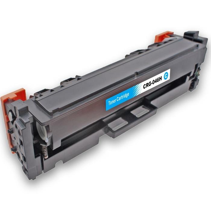 Kompatibel Canon 046H BK, C, M, Y / 1254C002, 1253C002, 1252C002, 1251C002 Sparset 4 Toner alle Farben von D&C