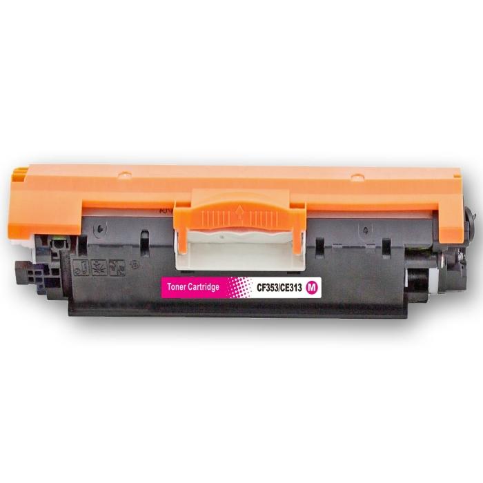 Kompatibel HP 126A, CE313A M Magenta Rot Toner Patrone...