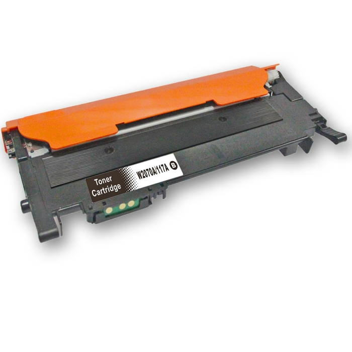Kompatibel HP 117A, W2070A BK Schwarz Black Toner Patrone...