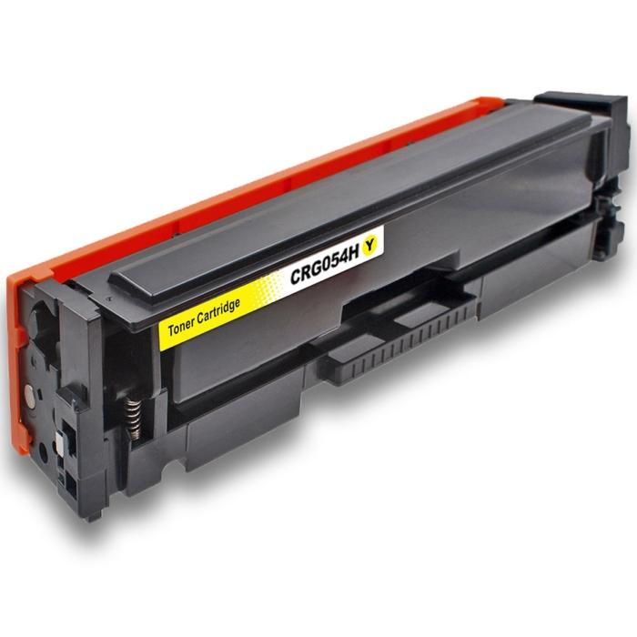 Kompatibel Canon 054H / 054, 3025C002 Y Yellow Gelb Toner...