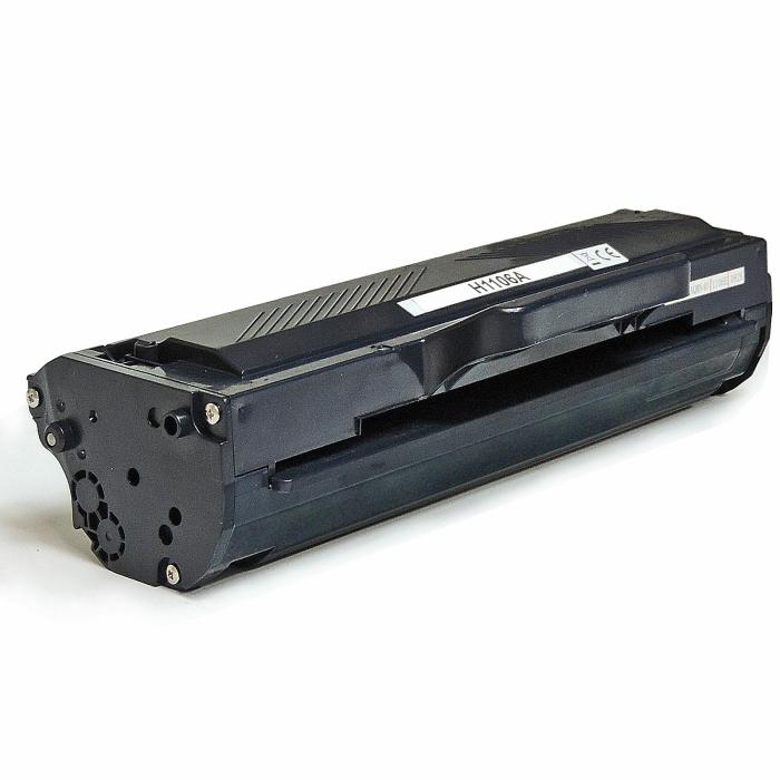 G-Toner kompatibel HP 106A, W1106A Schwarz Toner Patrone mit Chip für ca.1.000 Seiten