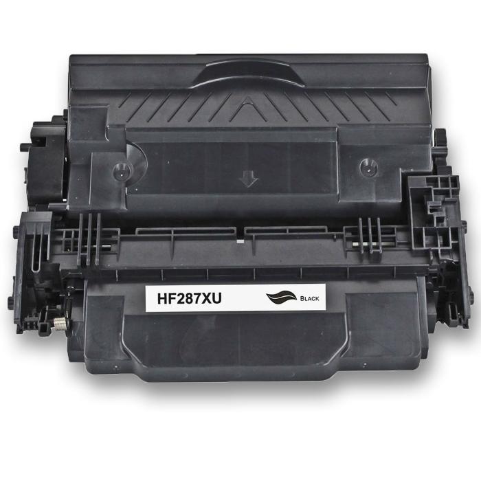 Kompatibel HP CF287X / 87X BK Schwarz Black Toner Patrone...