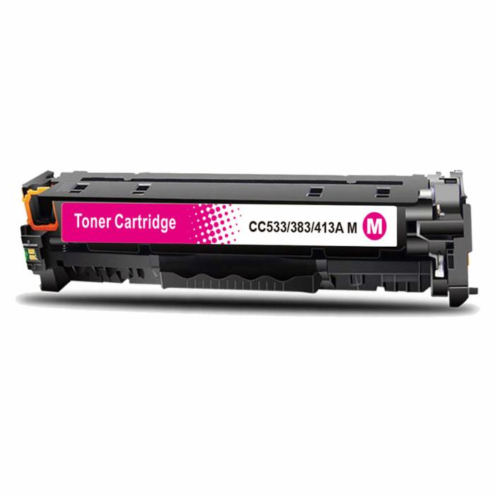 Kompatibel HP 304A, CC533A M Magenta Rot Toner Patrone...