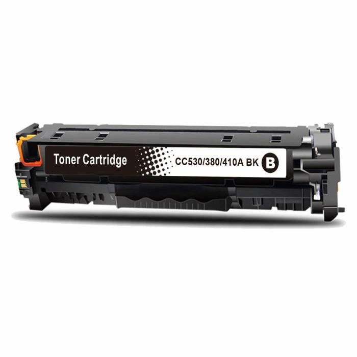 Kompatibel HP CF380X, 312X BK Schwarz Black Toner Patrone...