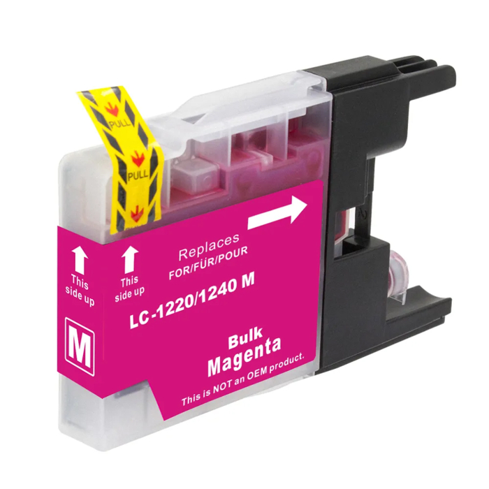 Kompatibel Brother LC-1240 XL Set 10 Druckerpatronen alle Farben von D&C