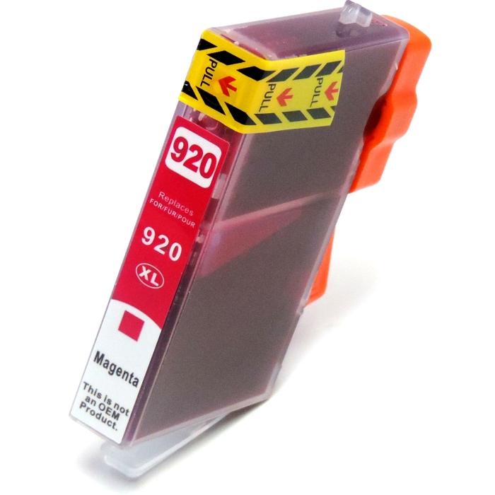 Kompatibel HP 920XL, CD973AE M Magenta Rot Druckerpatrone...