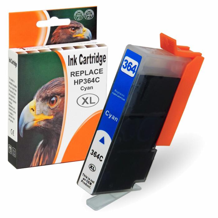 Kompatibel 4 Patronen HP-364 HQ 364 Hp Tintenpatronen für Photosmart Drucker