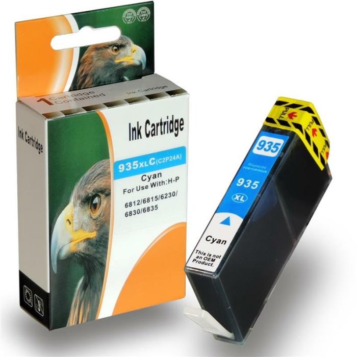 Kompatibel HP C2P24AE, 935XL C Cyan Blau Druckerpatrone...