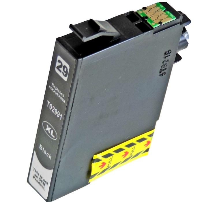 Kompatibel Epson Erdbeere, T2991, 29XL, C13T29914010 BK...