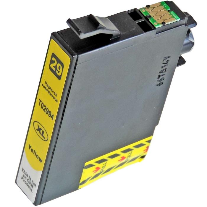 Kompatibel Epson Erdbeere, T2994, 29XL, C13T29944010 Y...